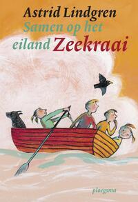 Samen op het eiland Zeekraai-Astrid Lindgren-eBook