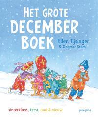 Het grote decemberboek-Ellen Tijsinger