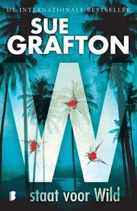 W staat voor Wild-Sue Grafton