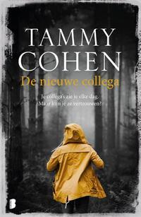 De nieuwe collega-Tammy Cohen