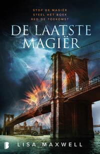 De laatste magiër-Lisa Maxwell