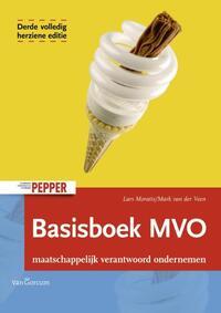 Basisboek MVO-Lars Moratis, Mark van der Veen-eBook