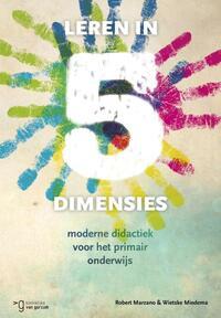Leren in 5 dimensies-Robert J. Marzano, Wietske Miedema