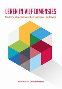 Leren in vijf dimensies-Robert Marzano, Wietske Miedema
