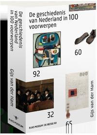 De geschiedenis van Nederland in 100 voorwerpen-Gijs van der Ham