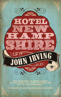 Hotel New Hampshire-John Irving-eBook