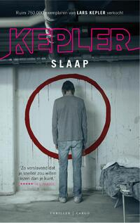 Slaap-Lars Kepler-eBook