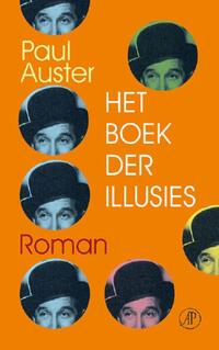 Boek der illusies-Paul Auster-eBook