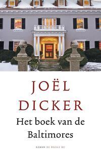 Het boek van de Baltimores-Joël Dicker-eBook