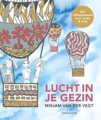 Lucht in je gezin-Mirjam van der Vegt