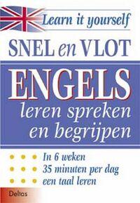 Snel en vlot Engels leren spreken en begrijpen-