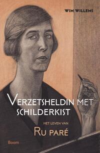 Verzetsheldin met schilderkist-Wim Willems