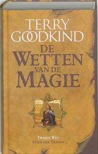 De Wetten van de Magie 2 - Steen der Tranen-Terry Goodkind