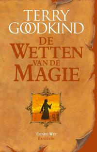 De Wetten van de Magie 10 - Fantoom-Terry Goodkind-eBook