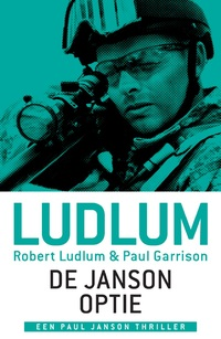 De Janson optie-Paul Garrison, Robert Ludlum-eBook