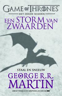 Game of Thrones (3-1) - Een storm van zwaarden: staal en sneeuw-George R.R. Martin