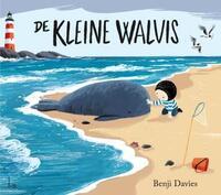 De kleine walvis-Benji Davies