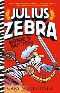 Julius Zebra 2 - Bonje met de Britten-Gary Northfield