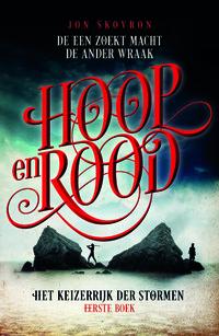 Het Keizerrijk der Stormen 1 - Hoop en Rood-Jon Skovron