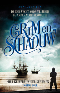 Het Keizerrijk der Stormen 2 - Grim en Schaduw-Jon Skovron