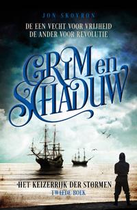 Het Keizerrijk der Stormen 2 - Grim en Schaduw-Jon Skovron-eBook