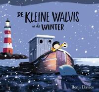 De kleine walvis in de winter-Benji Davies