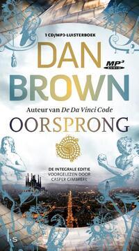 Oorsprong - Luisterboek-Dan Brown
