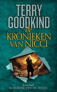 De Kronieken van Nicci 1 - Maîtresse van de Dood-Terry Goodkind