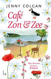 Café Zon & Zee-Jenny Colgan