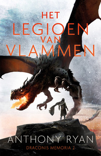 Het legioen van vlammen-Anthony Ryan-eBook