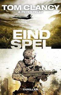 Eindspel-Peter Telep, Tom Clancy