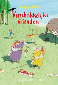 Verschrikkelijke vrienden-Manon Sikkel