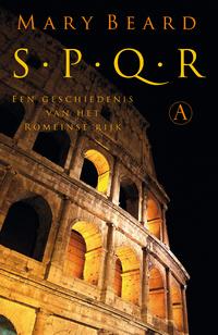 SPQR - Een geschiedenis van het Romeinse Rijk-Mary Beard