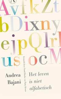 Het leven is niet alfabetisch-Andrea Bajani