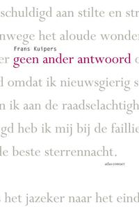 Geen ander antwoord-Frans Kuipers
