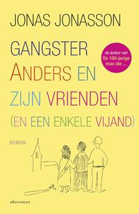 Gangster Anders en zijn vrienden-Jonas Jonasson-eBook