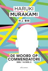 De moord op Commendatore Deel 1 & Deel 2-Haruki Murakami-eBook
