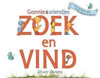 Gonnie & vriendjes - Zoek en vind (flapjesboek)-Olivier Dunrea