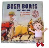 Boer Boris gaat naar zee (met vingerpopje)-Ted van Lieshout