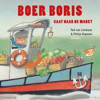 Boer Boris gaat naar de markt-Ted van Lieshout