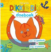 Dikkie Dik - Doeboek-Jet Boeke