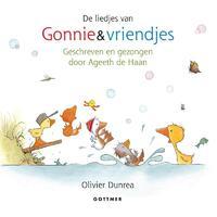 De liedjes van Gonnie & vriendjes + CD-Ageeth de Haan