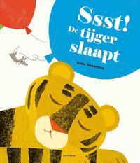 Ssst! De tijger slaapt-Britta Teckentrup