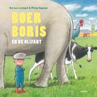 Boer Boris en de olifant-Ted van Lieshout