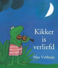 Kikker is verliefd-Max Velthuijs