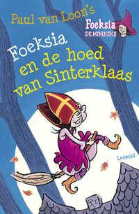 Foeksia de miniheks Foeksia en de hoed van Sinterklaas (Leverbaar in toonbankdoosje 10 ex)-Paul van Loon