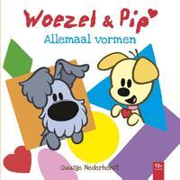 Woezel & Pip - Allemaal Vormen-Guusje Nederhorst
