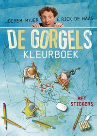 De Gorgels Kleurboek-Jochem Myjer