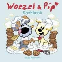 Woezel & Pip - Koekboek-Guusje Nederhorst