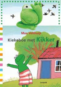 Kiekeboe met Kikker-Max Velthuijs